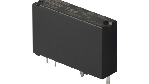 Omron New Product Introduction – G6DN Ultra Slim Power Relay series