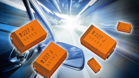 AVX Extends Fail-Safe OxiCap® NOS Series Voltage Ratings to Satisfy Automotive Applications & Adds Standard ESR Ratings for Cost-Conscious Applications