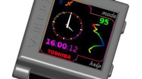 Toshiba's Sportwatch Reference Design
