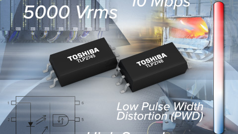 Toshiba Launches Low Pulse Width Distortion (PWD) High Speed Photocouplers