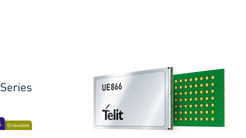 Telit UE866 UMTS HSPA Module