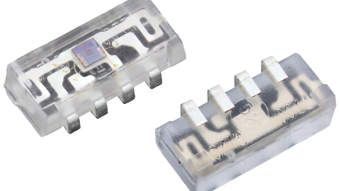 New VEML7700 Ambient Light Sensor Saves Space and Simplifies Window Designs in Flat-Panel TVs and Consumer Handheld Devices