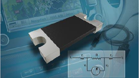 VISHAY – New WSK1206…18 Power Metal Strip® Resistor Features Power to 0.5 W and Kelvin 4-Terminal Connection for Increased Measurement Accuracy and Reduced TCR