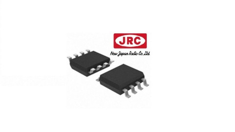 NJRC – NJU77806 – The lowest 1/f Noise Op-Amp in the world