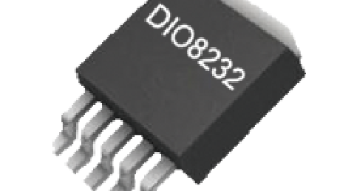 DIOO – DIO8232TA5 – Flikerless Controller with MOSFET