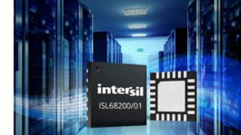 Intersil – ISL6820x – Easy-to-Use DC/DC Controllers with PMBus Interface Deliver Industry-Leading Transient Performance