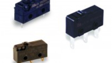 C&K – LC/LCA/LCS series sub-miniature snap-acting switches