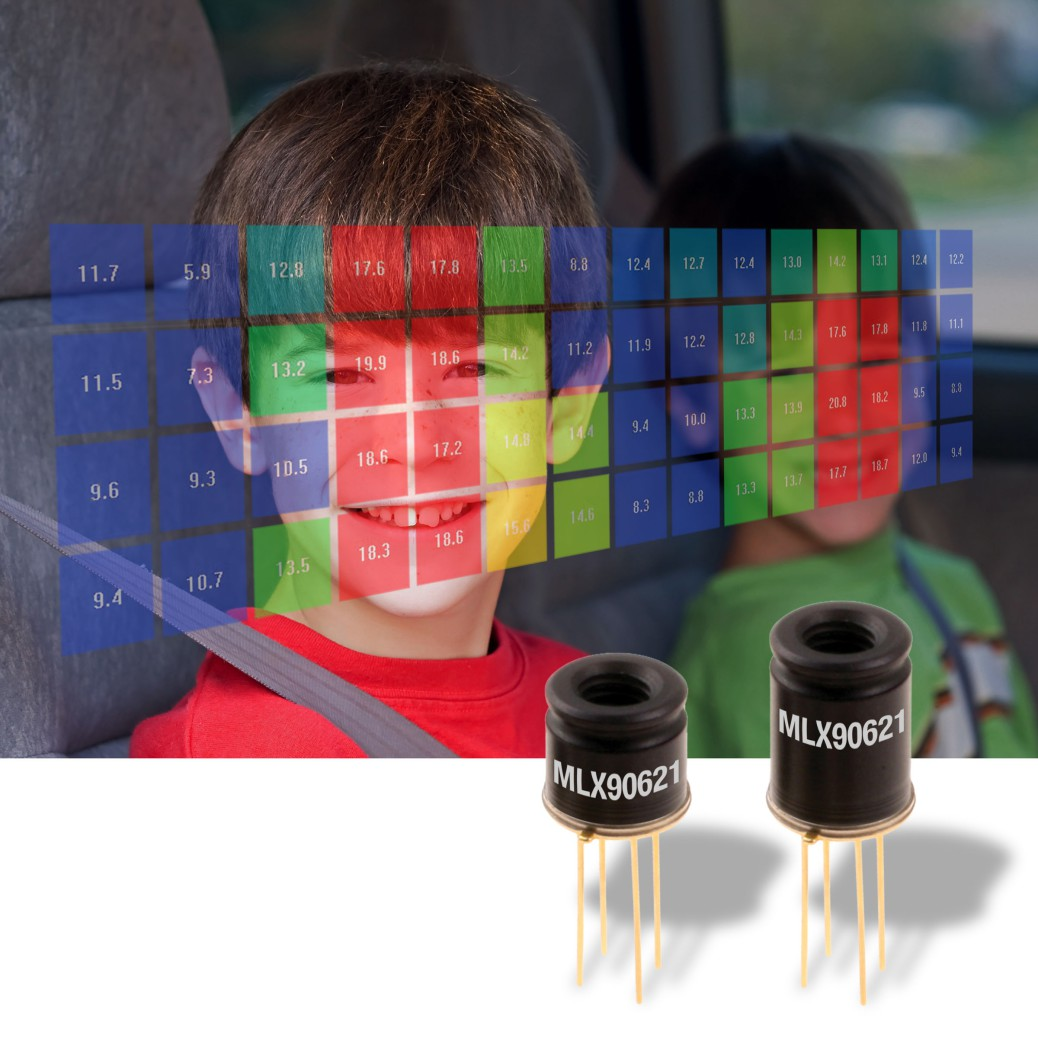 Temperature Based Detection By Ir Mems Thermopile Array Sensors Wiring Diagram Get Free Image About