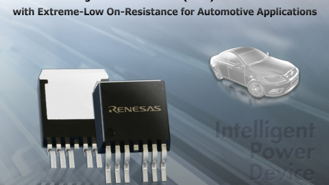 Renesas – New Intelligent Power Devices for 12 V Automotive Applications
