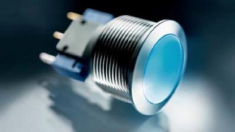 MSM CS Schalter und Taster mit einer helleren und satteren Beleuchtung