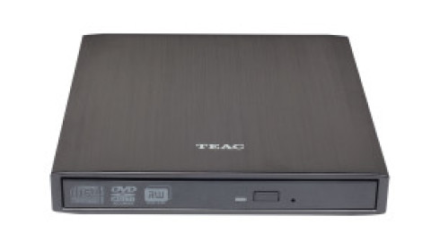 TEAC External 8x DVD-Recorder – Aluminium Case
