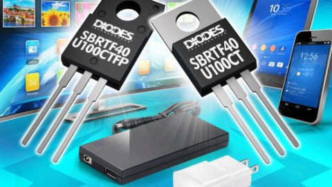 Diodes Incorporated – Advanced-Trench Super-Barrier Rectifiers Deliver Best-in-Class Efficiency