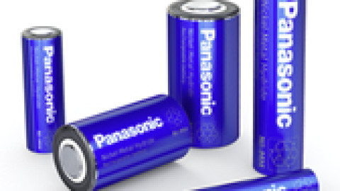 Panasonic H-Type Batteries