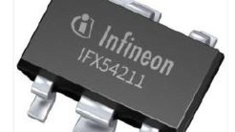 Infineon – IFX54211 – Low dropout linear voltage regulator