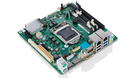 Fujitsu – mITX D3434-S with H110 Express Chipset