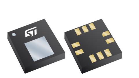 STMicroelectronics – LPS22HB: MEMS nano pressure sensor