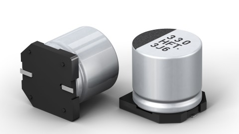 Panasonic FT Series Electrolytic Capacitors