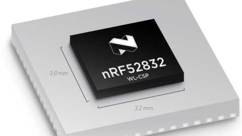 Nordic Semiconductor launches the most advanced, high-performance single chip Bluetooth low energy SoC in a tiny package size