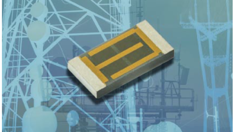 New PCNM Series of Precision Non-Magnetic Thin Film Chip Resistors Deliver High Power Ratings to 6 W in Small Sizes