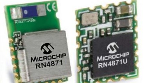 RN4871 – New Bluetooth® Version 4.2 LE Modules