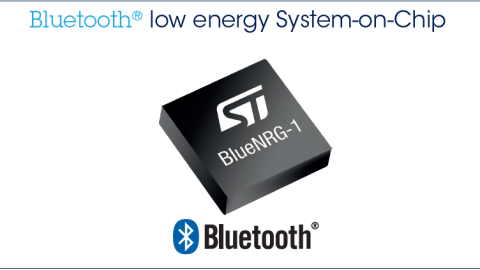 STMicroelectronics – BlueNRG-1