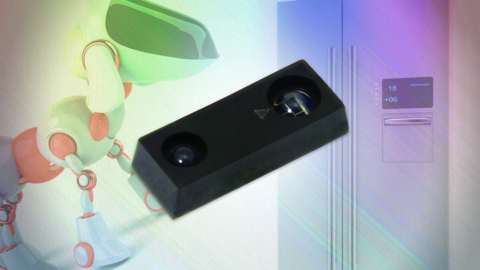 Vishay – VCNL4100 Proximity and Ambient Light Sensor Offers Long-Distance Proximity Detection to 1 Meter