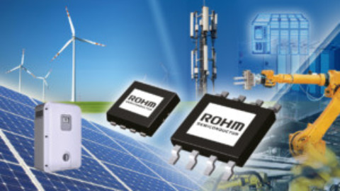 ROHM – New Isolated Power Supply Control ICs for Industrial Inverters