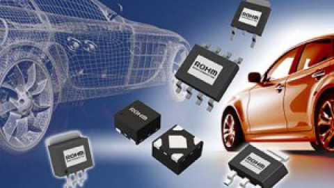 Rohm presents most comprehensive range of Automotive Grade LDO Regulators
