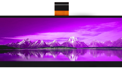 New Bar Type IPS TFT display from DLC Display