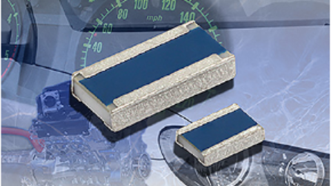 New MCW 0612 AT Professional Series of Wide Terminal Thin Film Chip Resistors Features 1 W Power Rating in Compact 0612 Case Size