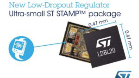 STMicroelectronics – LDBL20 – 200 mA very low quiescent current linear regulator IC