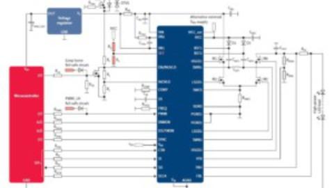 Infineon –  TLD5541-1QV – LITIX Power Flex – Automotive LED Driver IC