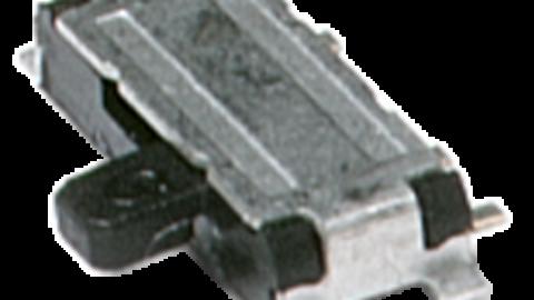 C&K – PCM Series Ultra Miniature Surface Mount Slide Switch