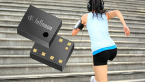 DPS310 Barometric pressure sensor for consumer applications