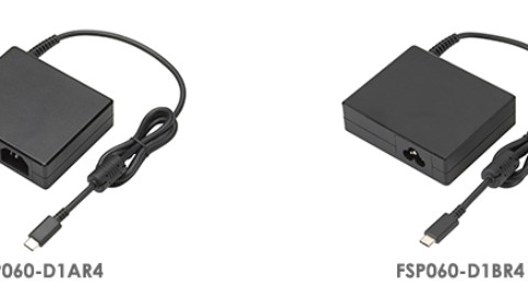 FSP launches world's slimmest C14 USB Power Adapter
