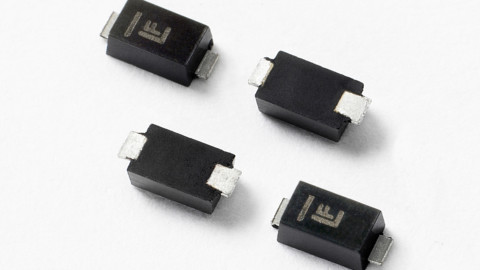 Littelfuse – SMF4L Series 400W TVS Diode Is in Half the Size of SMA Package