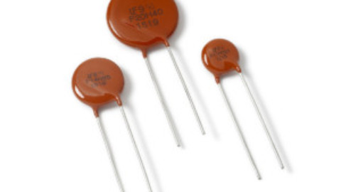 Littelfuse HMOV Varistor – The First Varistor Series Designed to Operate at Temperatures Up to 125°C with 2500V Isolation Voltage