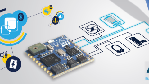 STMicroelectronics – SensorTile: An IoT design lab on the tip of a pencil