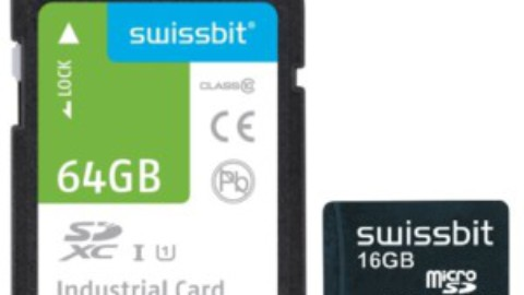 Swissbit presents pSLC with it's new S-46 and S-46u series