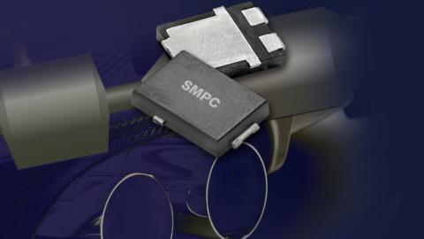 Vishay – New TPCxxCA Series Bi-Directional 1500 W PAR® TVS