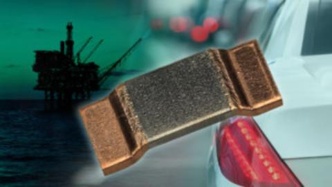 New 6 W WSLF2512 Power Metal Strip® Resistor Saves Space While Increasing Accuracy and Efficiency