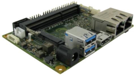 SECO – SBC-A44-pITX