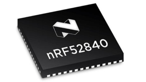 Nordic Semiconductor nRF52840 with 8dBm, Bluetooth 5.0 and IEEE802.15.4