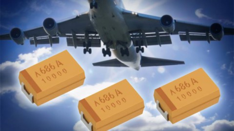 AVX Expands Professional Conductive Polymer Chip Capacitor Series With Range Extensions & Upgrades