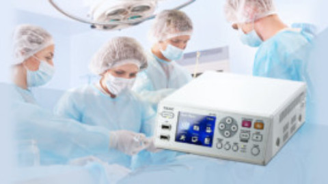 Meet TEAC's latest Surgical video recorder
