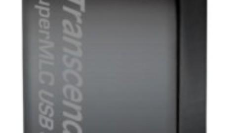 Transcend's SuperMLC USB Flash Memory
