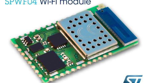 SPWF04 Wi-Fi Module