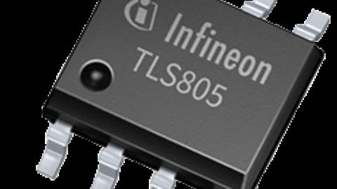 Infineon – TLS805, TLS810, TLS820 and TLS850 – New high performance voltage regulators