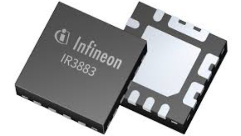 Infineon – IR3883MTRPBF – 800kHz 3A Integrated POL Voltage Regulator