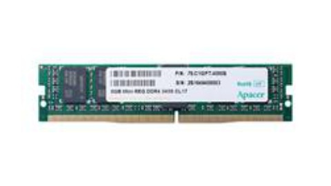 Apacer is launching Ultra-Mini DDR4 VLP Mini RDIMM for Networking and telecommunications market